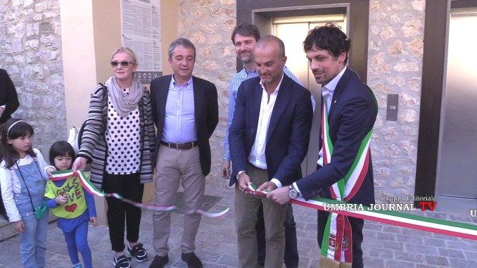 Inaugurati a Perugia i nuovi ascensori della galleria Kennedy