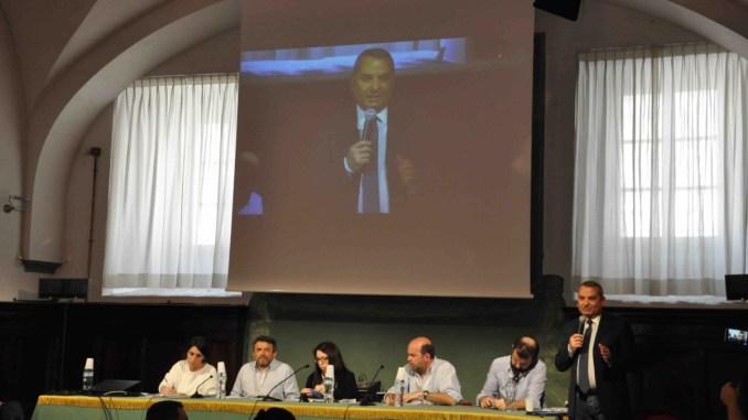 Assessore Paparelli al Festival del Giornalismo: «L'Umbria sta in piedi»