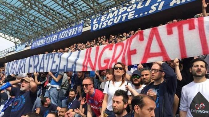 Scontri Perugia Avellino Questore di Perugia, 10 Daspo agli ultras Ingrifati