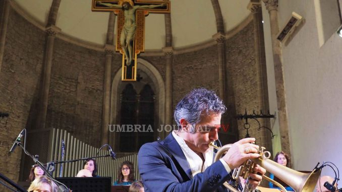 Two Islands a Umbria Jazz Spring, Paolo Fresu e Orchestra di Perugia
