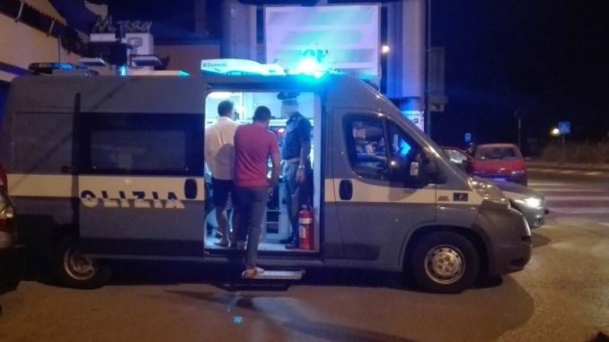 Polizia stradale e stragi del sabato sera, controlli notturni