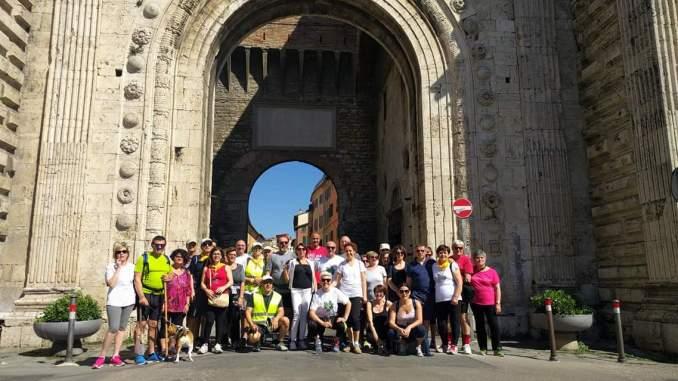 Perugia 1416, la camminata da borgo a borgo per salvare gli animali dei Sibillini