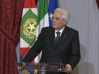Terremoto, Mattarella firma il decreto ma scrive al premier Conte