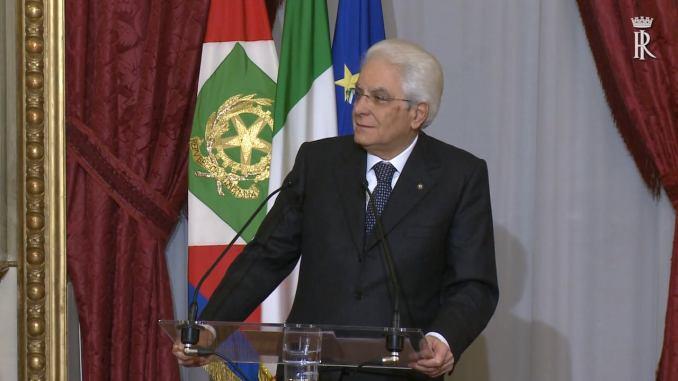 Il presidente della Repubblica, Sergio Mattarella, sarà a Cascia