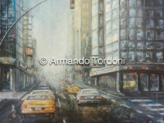 Armando Tordoni in mostra a Terni, collettiva d'Arte contemporanea Connubi Pittorici