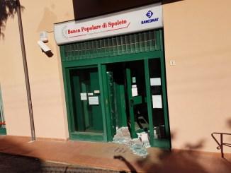 Fanno saltare un altro bancomat, questa volta a Torchiagina, banditi in fuga