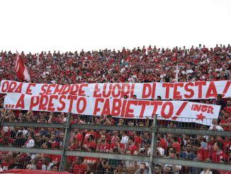 Calcio, niente da fare per il Perugia, la vittoria va al Benevento che si giocherà la serie A