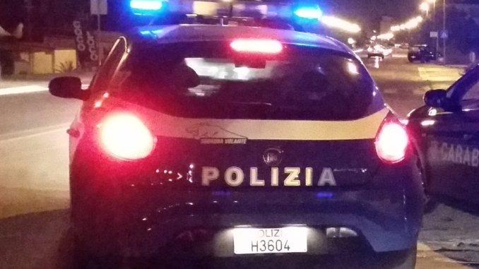 Rapina a farmacia comunale di Foligno, autori approfittano del maltempo