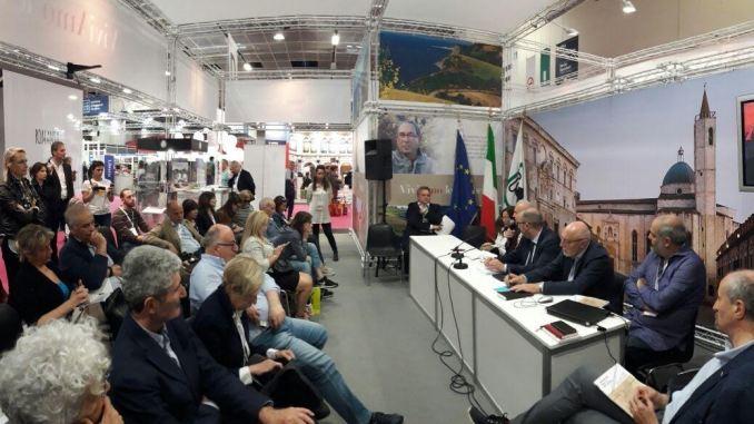 Racconti dal Cuore d'Italia, al Salone del Libro di Torino