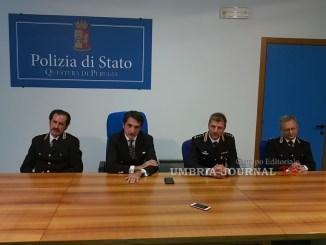 Due nuovi dirigenti alla Questura di Perugia, arrivano Bonafini e Giudice