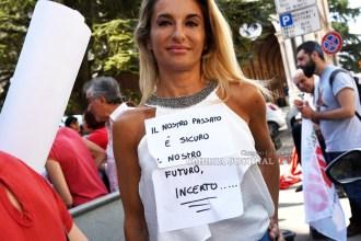 Perugina, cresce la preoccupazione tra i lavoratori degli appalti