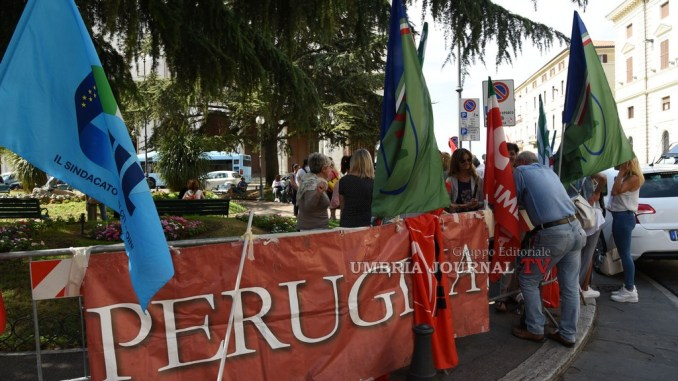 Vertenza Perugina è sciopero generale, serve mobilitazione generale