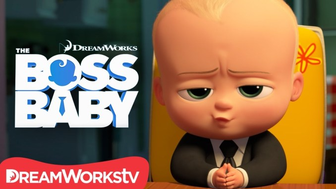 Baby Boss di Tom McGrath nuovo film al Frontone Cinema a Perugia