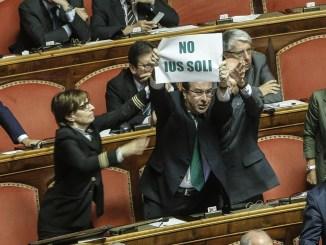 Lega Nord Umbria, parte da Todi la campagna contro lo Ius Soli