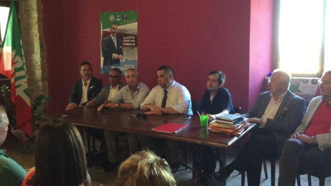 Ballottaggio Todi, Casapound e Lega Nord Umbria con Antonino Ruggiano
