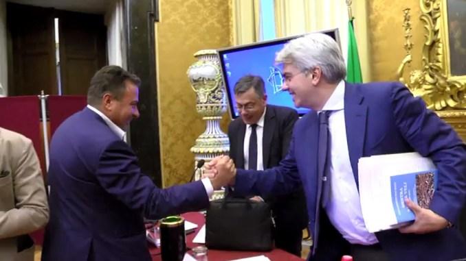 Decreto 231, a Palazzo Montecitorio si tenuto il convegno promosso Pietro Laffranco