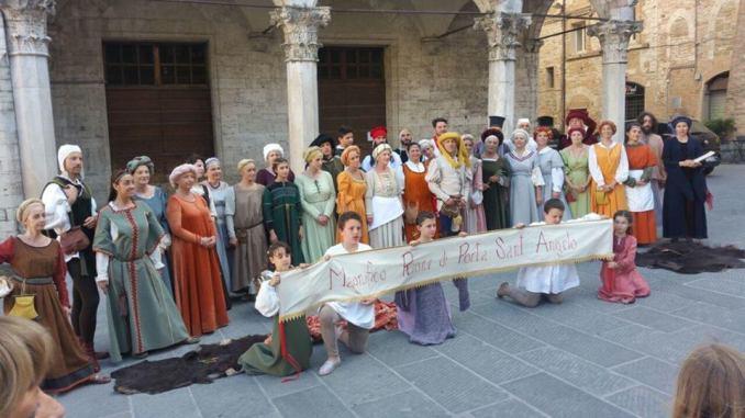 Perugia 1416, grandi manovre ed eventi spettacolari