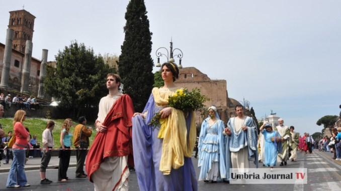 Velimna, gli Etruschi del Fiume festival a Ponte San Giovanni