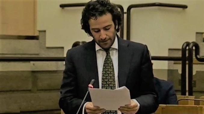 Il consigliere regionale del PD Giacomo Leonelli interviene sul dragaggio dei fondali del Trasimeno