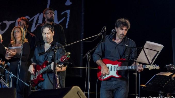 Lorenzo Trincia e Fabio Servilio, musica per i borghi, marsciano