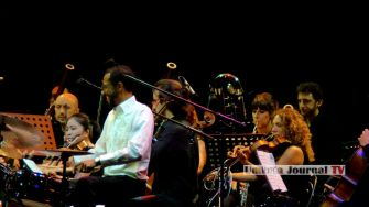 Wayne Shorter Quartet-orchestra-perugia (2)