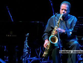 Wayne Shorter Quartet ad Umbria Jazz Emanon con l'Orchestra di Perugia