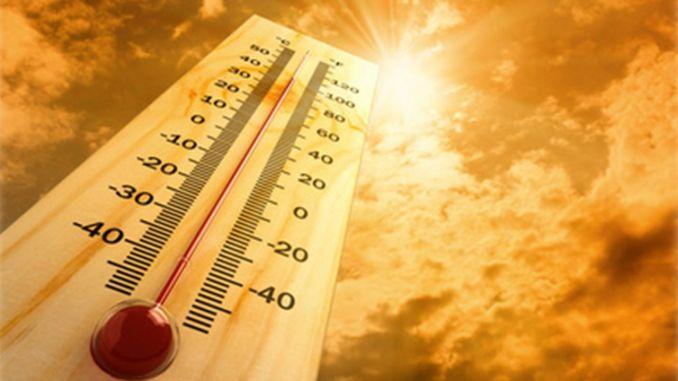 Caldo torrido in arrivo, in Umbria si potranno toccare i 40 gradi