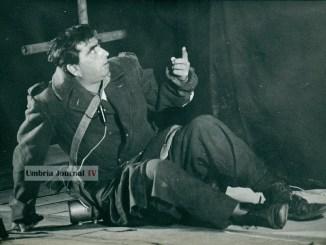 Il ritorno del soldato, teatro in dialetto perugino atto unico di Franco Bicini
