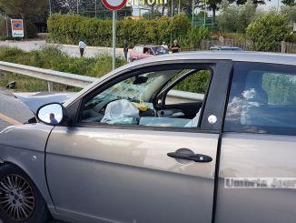 Incidente mortale a Spoleto, muore madre, in ospedale il figlio [LE FOTO]