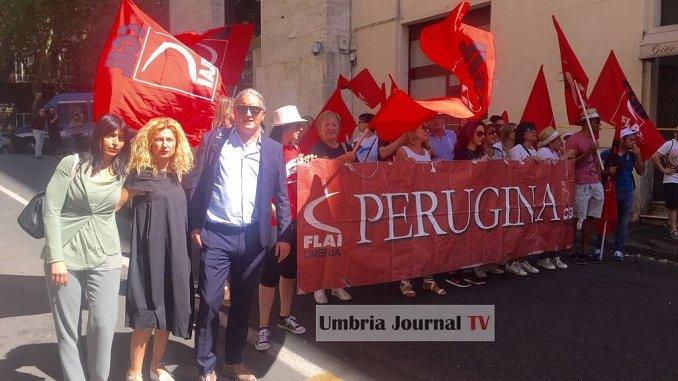 Sciopero Perugina, al Mise senatori Pd, No a 340 esuberi