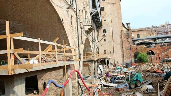 Biblioteca degli Arconi Soprintendenza agisca a tutela del patrimonio