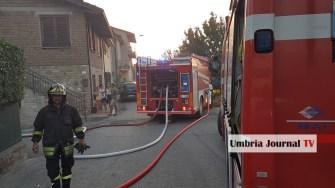 Esplosione e incendio a bastiola di bastia umbra (12)