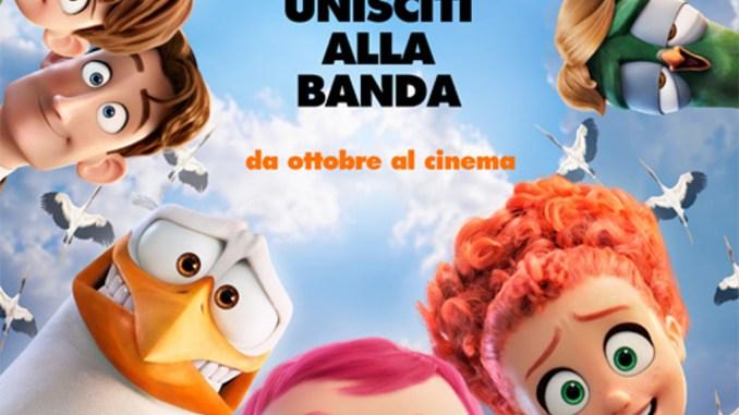 Cicogne in Missione al Frontone Cinema all'aperto di Perugia