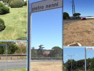 Degrado rotatorie Perugia, Camicia, disastro assicurato