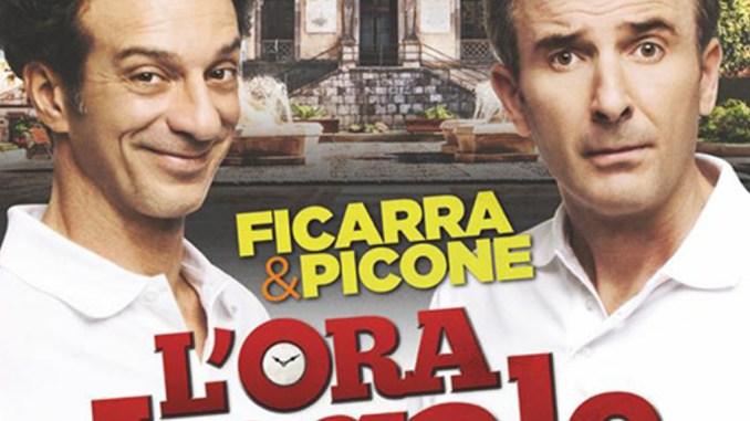 L'ora legale di Ficarra e Picone al Frontone Cinema all'aperto