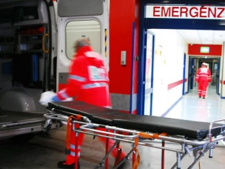 Sospetta overdose a Castel del Piano di Perugia, è in ospedale