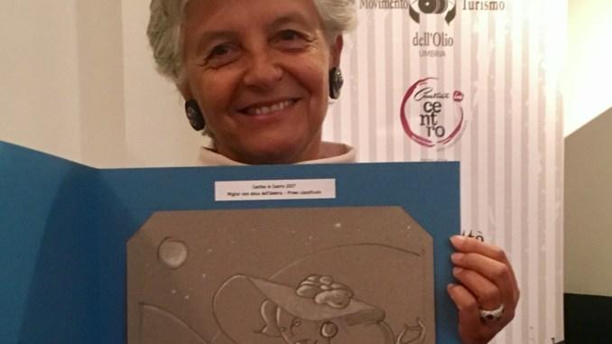 Cantine in Centro 2017, Lungarotti vince il primo premio dei vini dolci