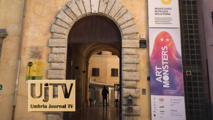 Art Monsters, The Contemporary art in Umbria a Perugia