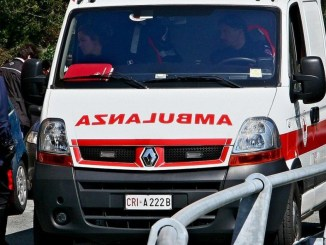 Grave ragazzo di 24 anni in un incidente stradale ai Ponti di Perugia