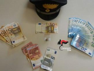 Eroina e soldi falsi, tunisino arrestato dai Carabinieri di Terni