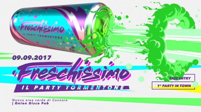 New concept of event, sabato 9 settembre area verde di Cannara