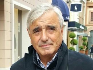 Federico Centrone ex procuratore aggiunto indigna turpe solidarietà
