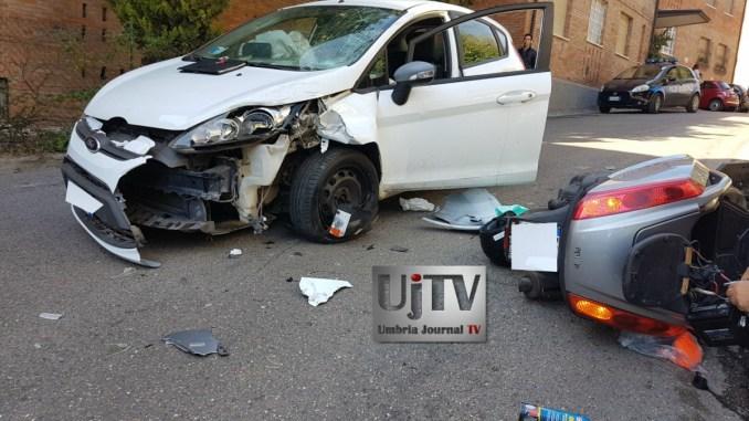 Aumentano incidenti stradali in Umbria, dimezzate le morti, i dati dell'Aci