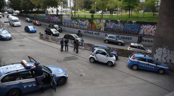 Polizia Via del Macello controlli Fontivegge (4)