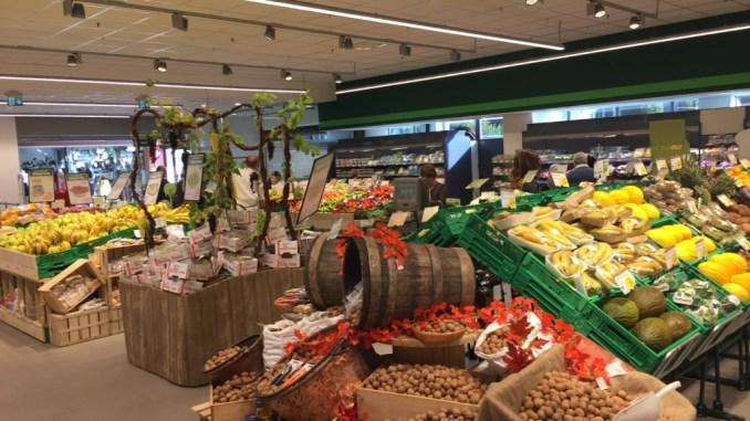 Completamente rinnovato il supermercato Superconti Cesure a Terni