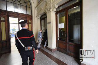 Aggressione giudici, è caos sulla sicurezza del tribunale civile a Perugia