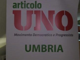 Perugia, conclusa la Festa provinciale di Articolo 1 MDP