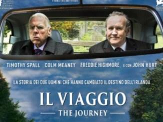 Il viaggio, un film di Nick Hamm, al Frontone Cinema all'aperto