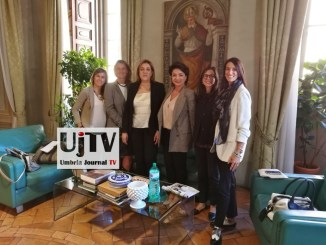 Regione, Presidente Marini riceve imprenditrici rete d'impresa Umbre
