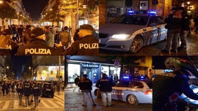 Movida Foligno, parte l'esposto a sindaco e forze dell'ordine